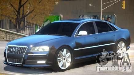 Audi S8 V1 для GTA 4