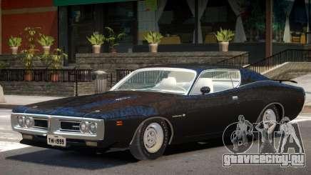 1971 Dodge Charger V1.1 для GTA 4