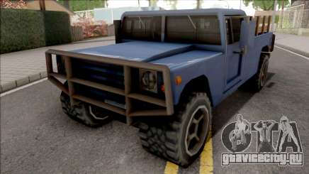 New Patriot Blue для GTA San Andreas
