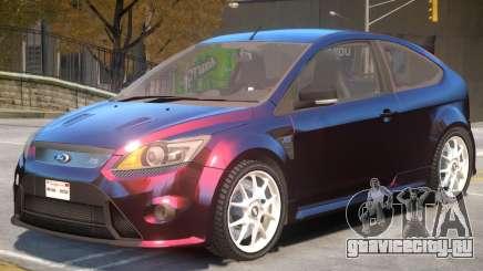 Ford Focus RS Stock для GTA 4