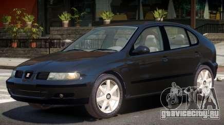 Seat Leon 1.9 TDI для GTA 4