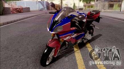BMW S1000RR для GTA San Andreas