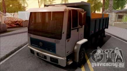 Volkswagen 16200 (DFT-30 Edition) Basculante для GTA San Andreas