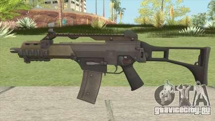 G36C (Battlefield 4) для GTA San Andreas