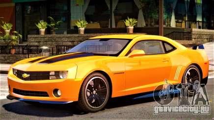 Chevrolet Camaro Y10 для GTA 4