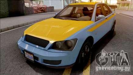 GTA V Karin Sultan RS для GTA San Andreas