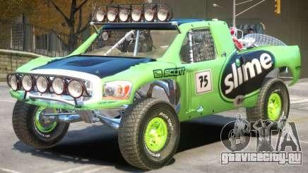 Dodge Ram Rally Edition PJ5 для GTA 4