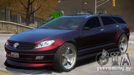 Benefactor Schafter Improved для GTA 4