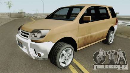 Ford EcoSport (SA Style) для GTA San Andreas