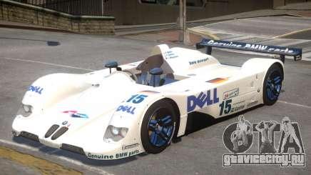 BMW V12 LMR V1 PJ1 для GTA 4