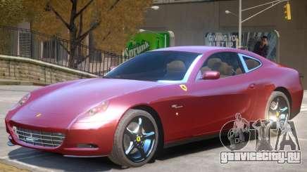 Ferrari Scaglietti V1 для GTA 4