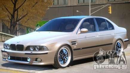 BMW M5 E39 V2.2 для GTA 4