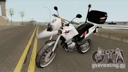 Honda XRE 300 (Policia SP) для GTA San Andreas
