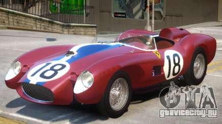 Ferrari Testa Rossa V1 PJ1 для GTA 4