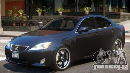 Lexus IS350 R2 для GTA 4