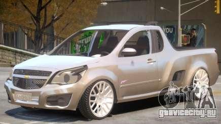 Chevrolet Montana V1 для GTA 4