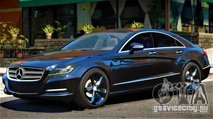Mercedes CLS 350 V1.2 для GTA 4