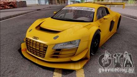 Audi R8 LMS 2014 для GTA San Andreas