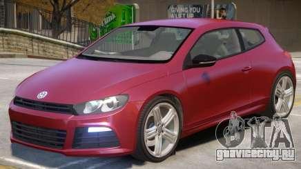 Volkswagen Scirocco Stock V1.1 для GTA 4