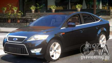 Ford Mondeo V1.1 для GTA 4