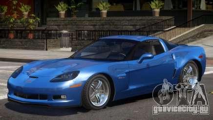 Chevrolet Corvette Z06 V1.1 для GTA 4