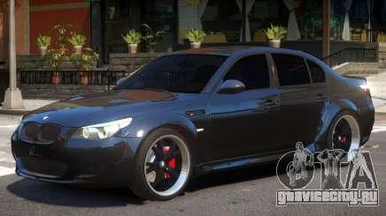 BMW M5 V01 для GTA 4