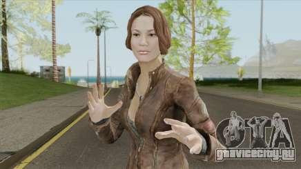 Blair Williams (Terminator: The Salvation) для GTA San Andreas