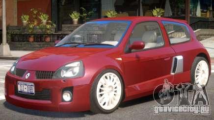 Renault Clio V1.1 для GTA 4