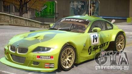 BMW Z4 V1 PJ3 для GTA 4