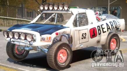 Dodge Ram Rally Edition PJ6 для GTA 4