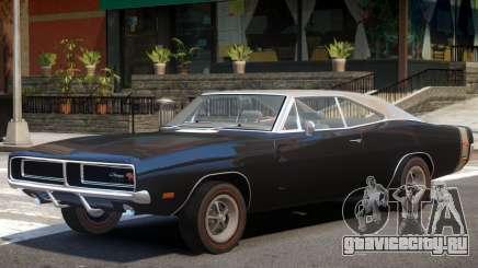 1969 Dodge Charger V1.0 для GTA 4