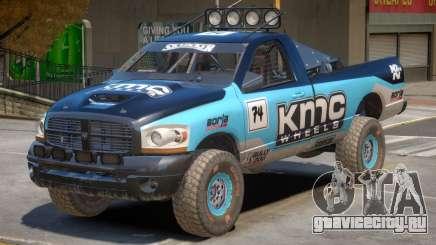 Dodge Power Wagon Baja V1 PJ5 для GTA 4
