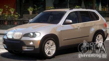 BMW X5 E70 V1 для GTA 4
