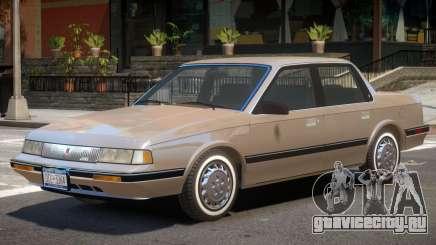 1993 Oldsmobile Cutlass V1.1 для GTA 4