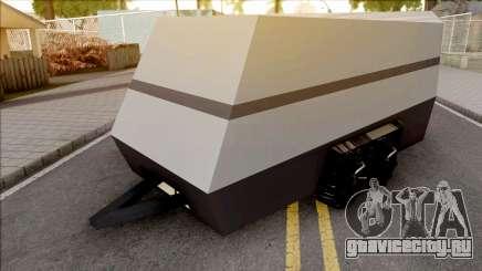 Tesla Cybertrailer для GTA San Andreas