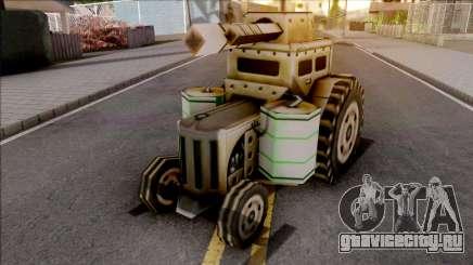 GLA Tractor для GTA San Andreas