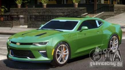 Chevrolet Camaro SS V2 для GTA 4