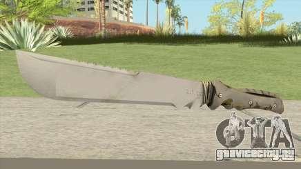 Machete (Far Cry 3) для GTA San Andreas