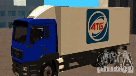MAN TGA 26 350 АТБ для GTA San Andreas