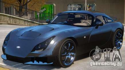 TVR Sagaris V1.2 для GTA 4