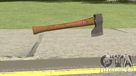 Hatchet V1 GTA V для GTA San Andreas