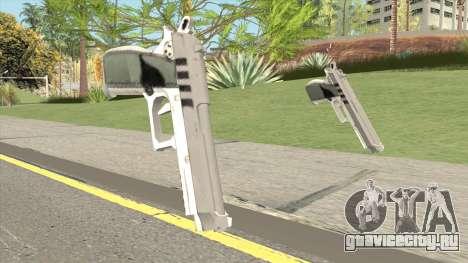 Default Pistol GTA V для GTA San Andreas