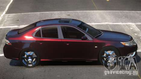 Saab 9-3 R1 для GTA 4