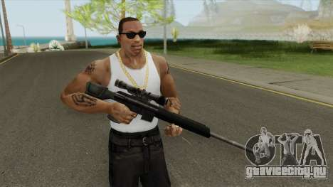 Combat Sniper GTA IV для GTA San Andreas