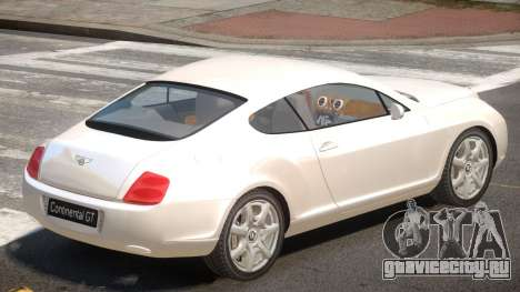 Bentley Continental Tun для GTA 4
