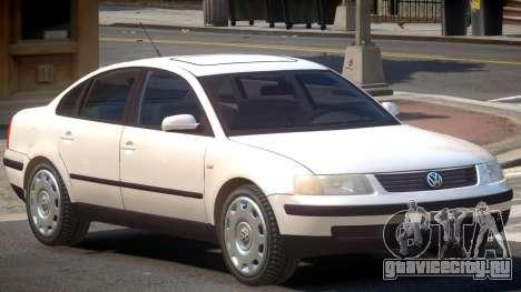 Volkswagen Passat B5 V1 для GTA 4