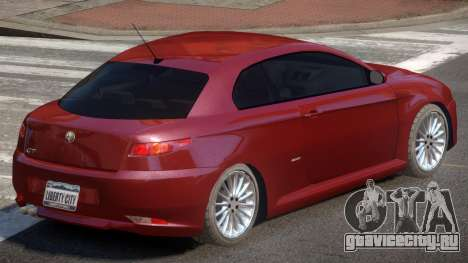 Alfa Romeo GT V1 для GTA 4