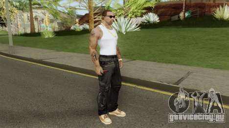 Edinburgh Switchblade (Default) V3 GTA V для GTA San Andreas