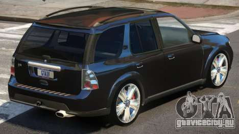 Saab 9-7X V1 для GTA 4