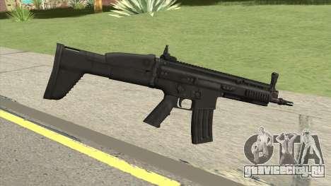 SCAR-L AR V1 для GTA San Andreas